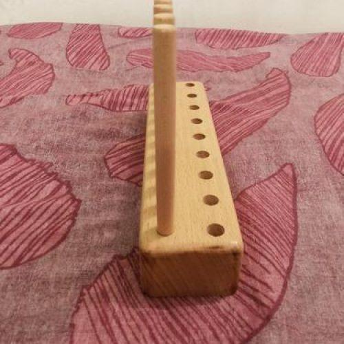 Natural Wood Knitting Loom